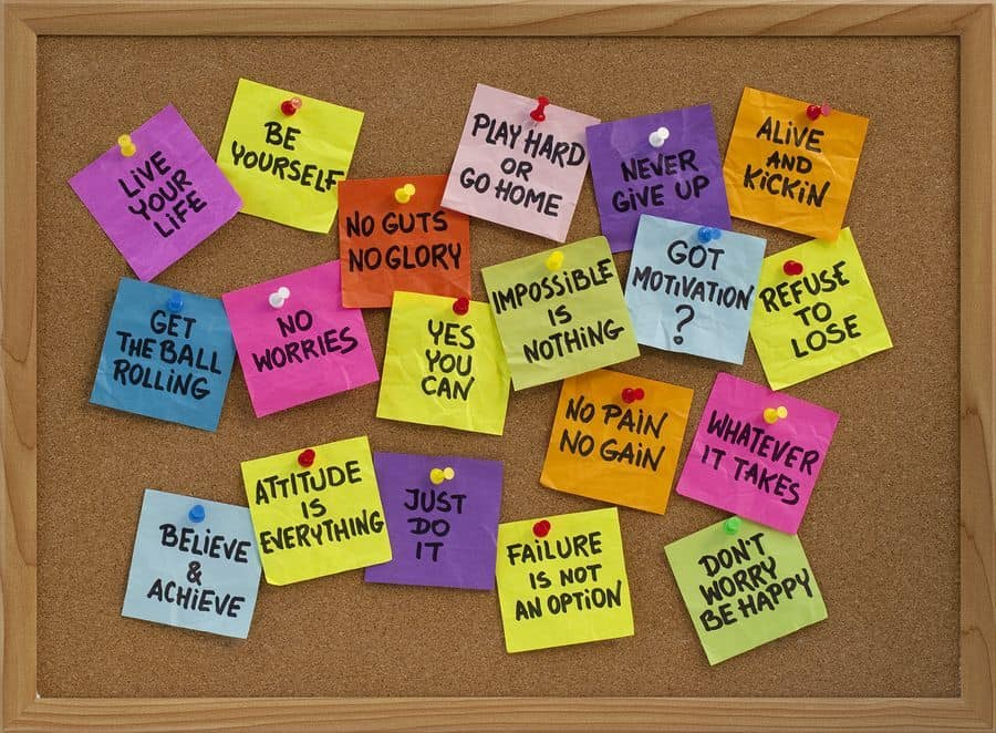 Motivational Reminders