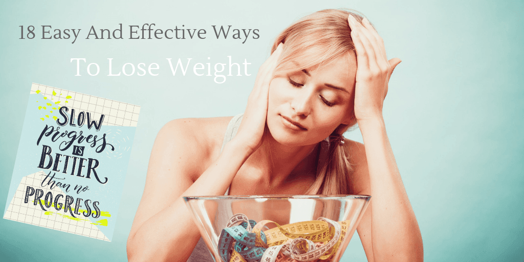 Woman thinking about weight loss