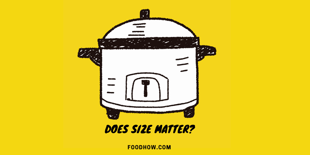 What Size Slow Cooker To Buy – Get The Right One For Any Occasion