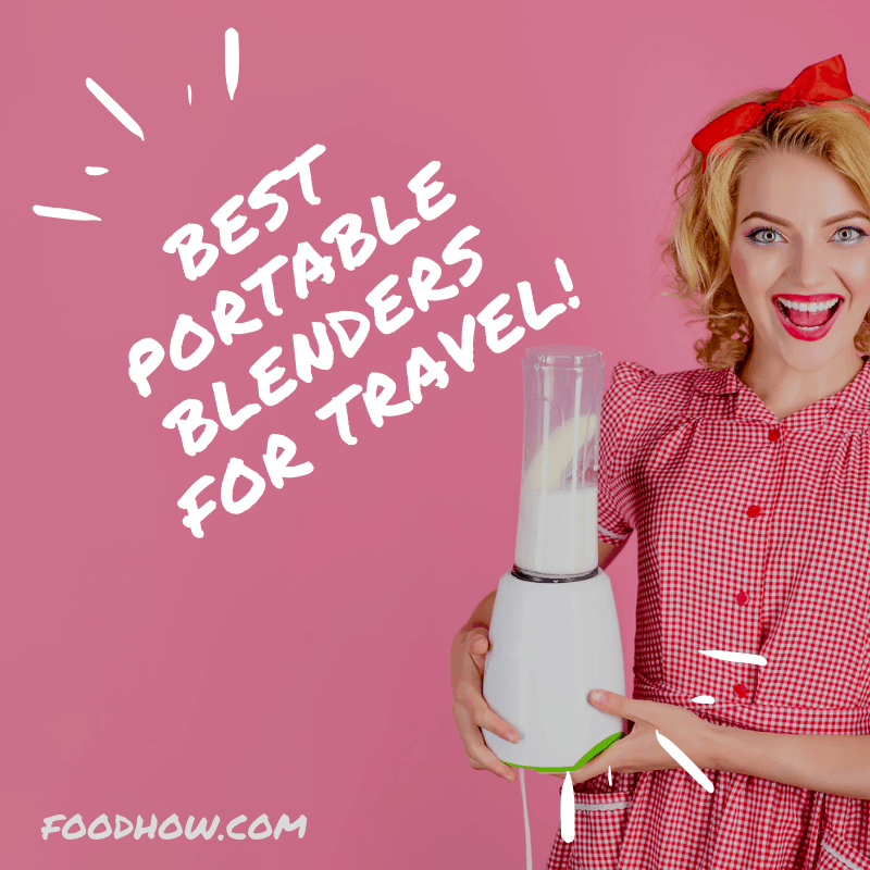 Portable Blender For Travel