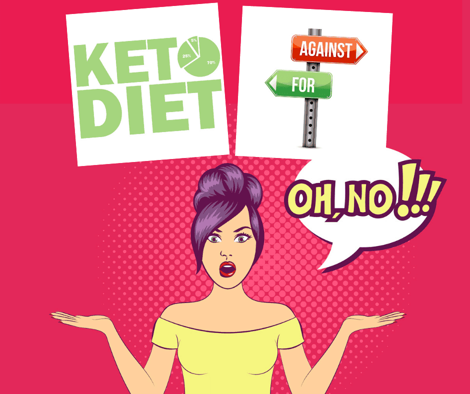 Keto pros and cons