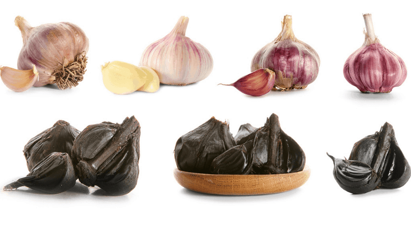 Fermented bulbs vs regular cloves
