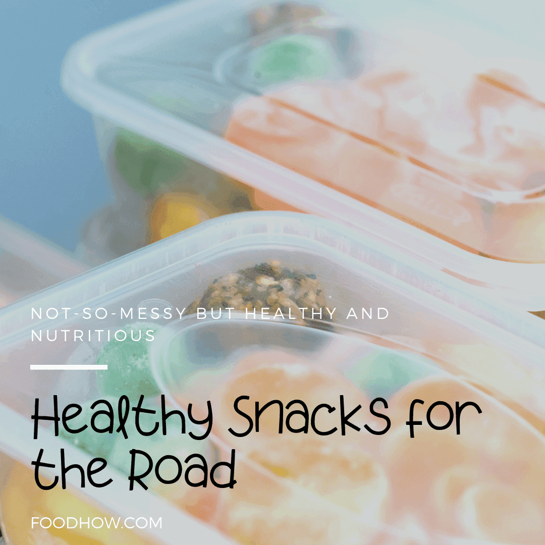 Healthy Snacks For Uber Drivers
