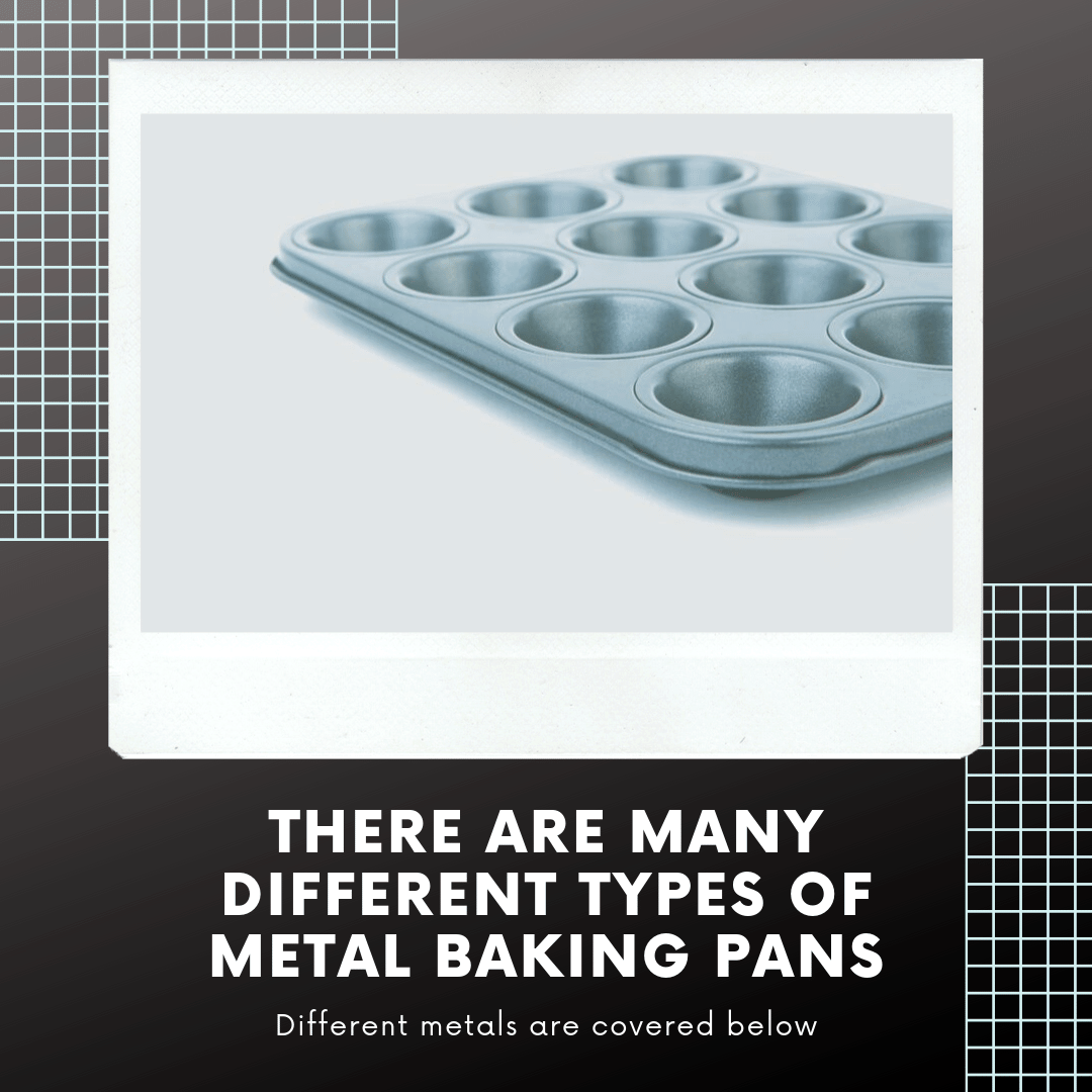 Metal muffin pan