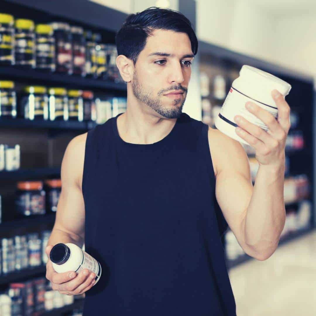 shopping for supplements