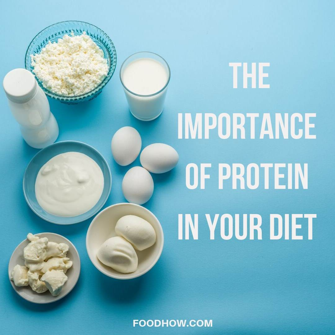 sources of dietary protein