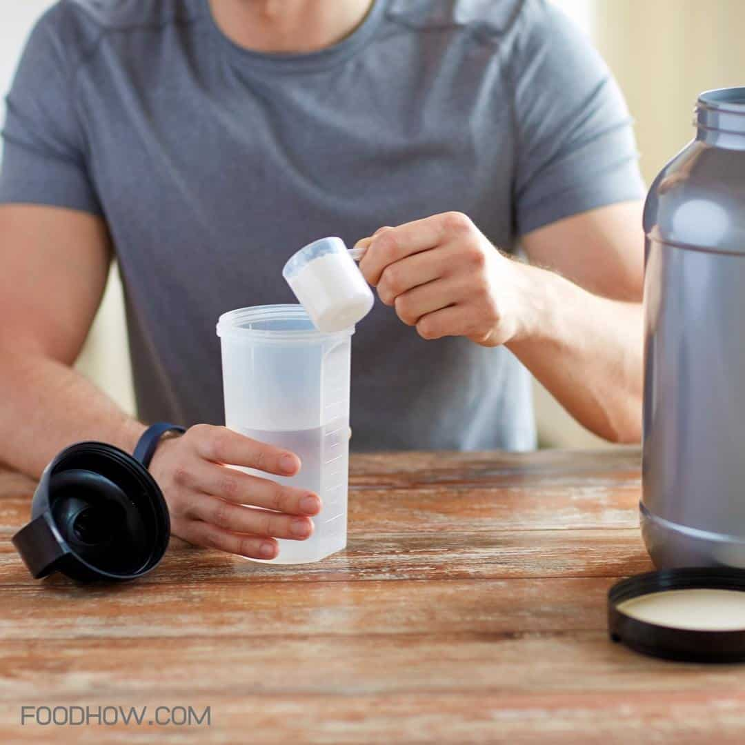 How long does mixed protein shakes last?