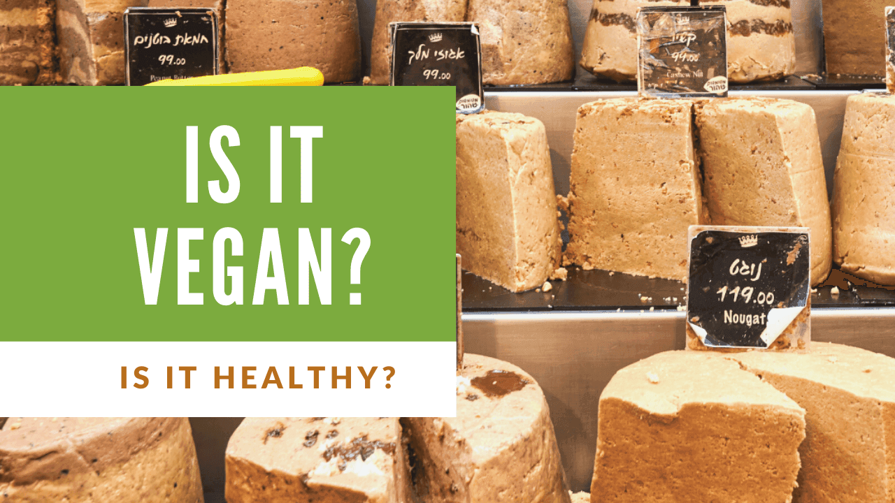 Is Halva A Healthy Vegan Snack You Can Feel Good About Eating?