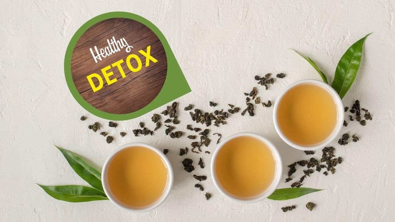 5 Herbal Detox Teas That Will Increase Your Energy And Boost Waight Loss Naturally