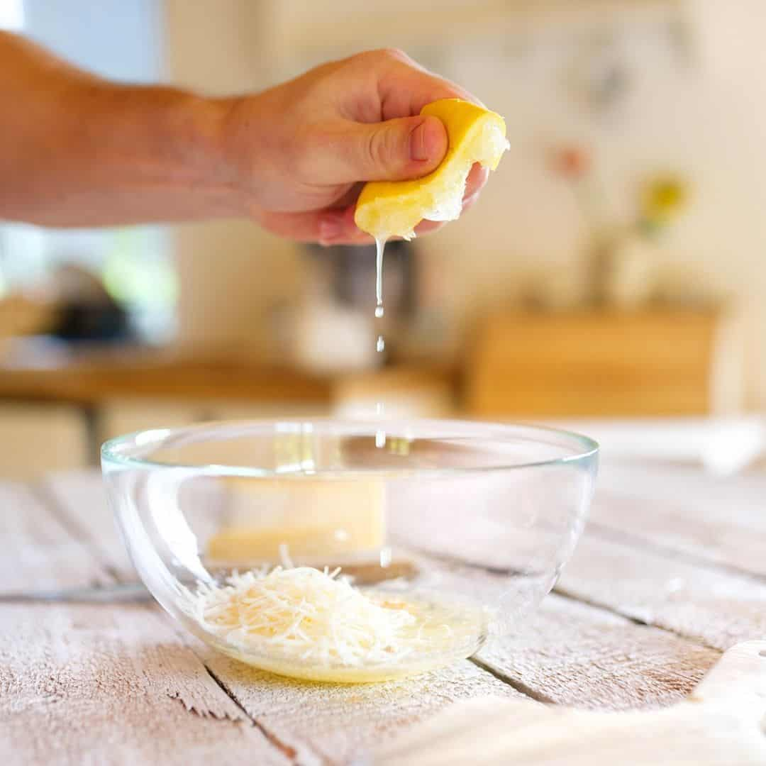 cooking with lemon juice