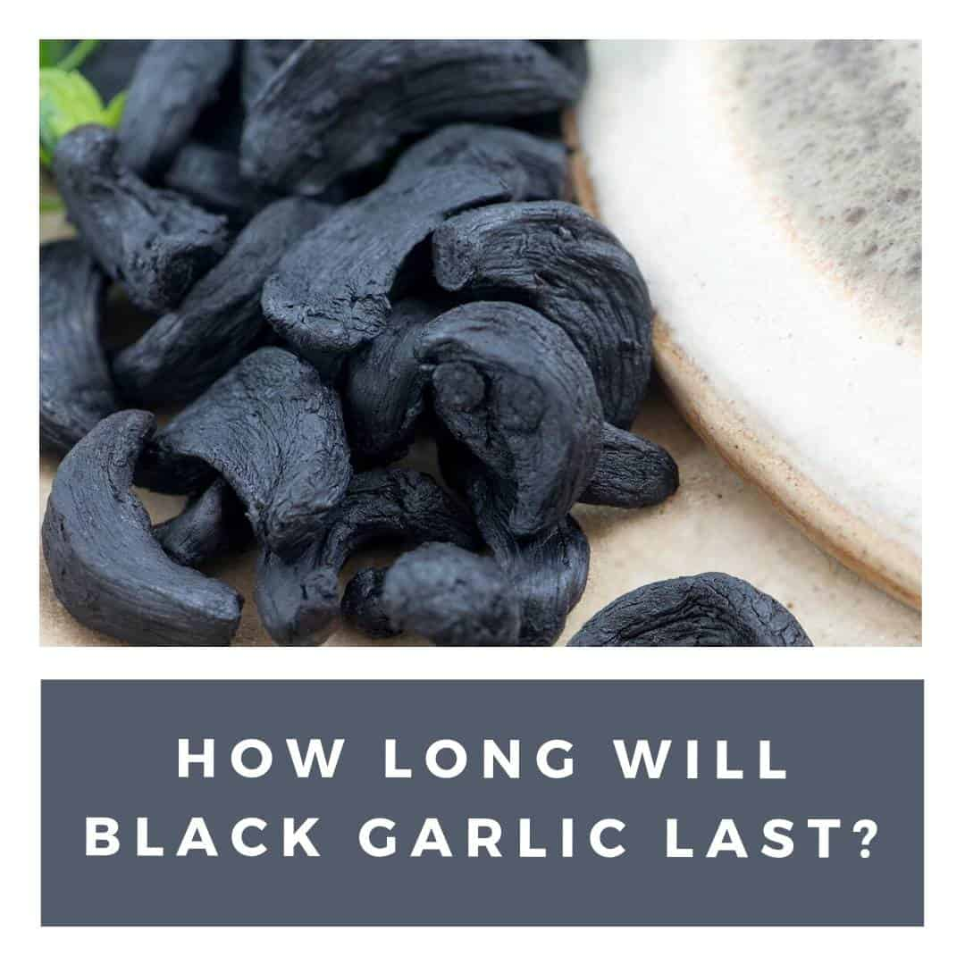 black garlic expiry date