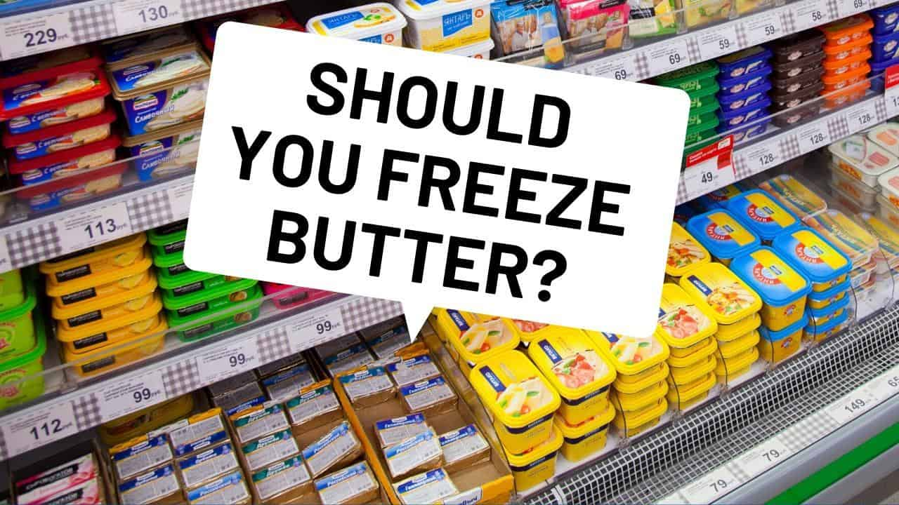 Butter Can Be Frozen Up To A Year — Here Are The Best Ways To Do It