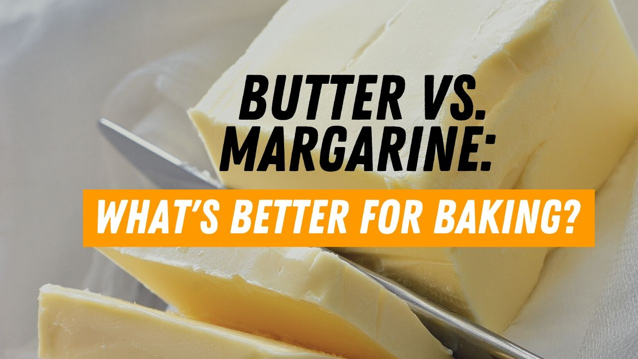 Can You Substitute Margarine For Butter In Baking Recipes?