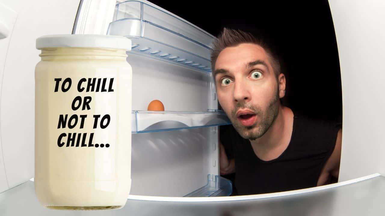 Does Mayonnaise Belong In The Fridge Or Cupboard?