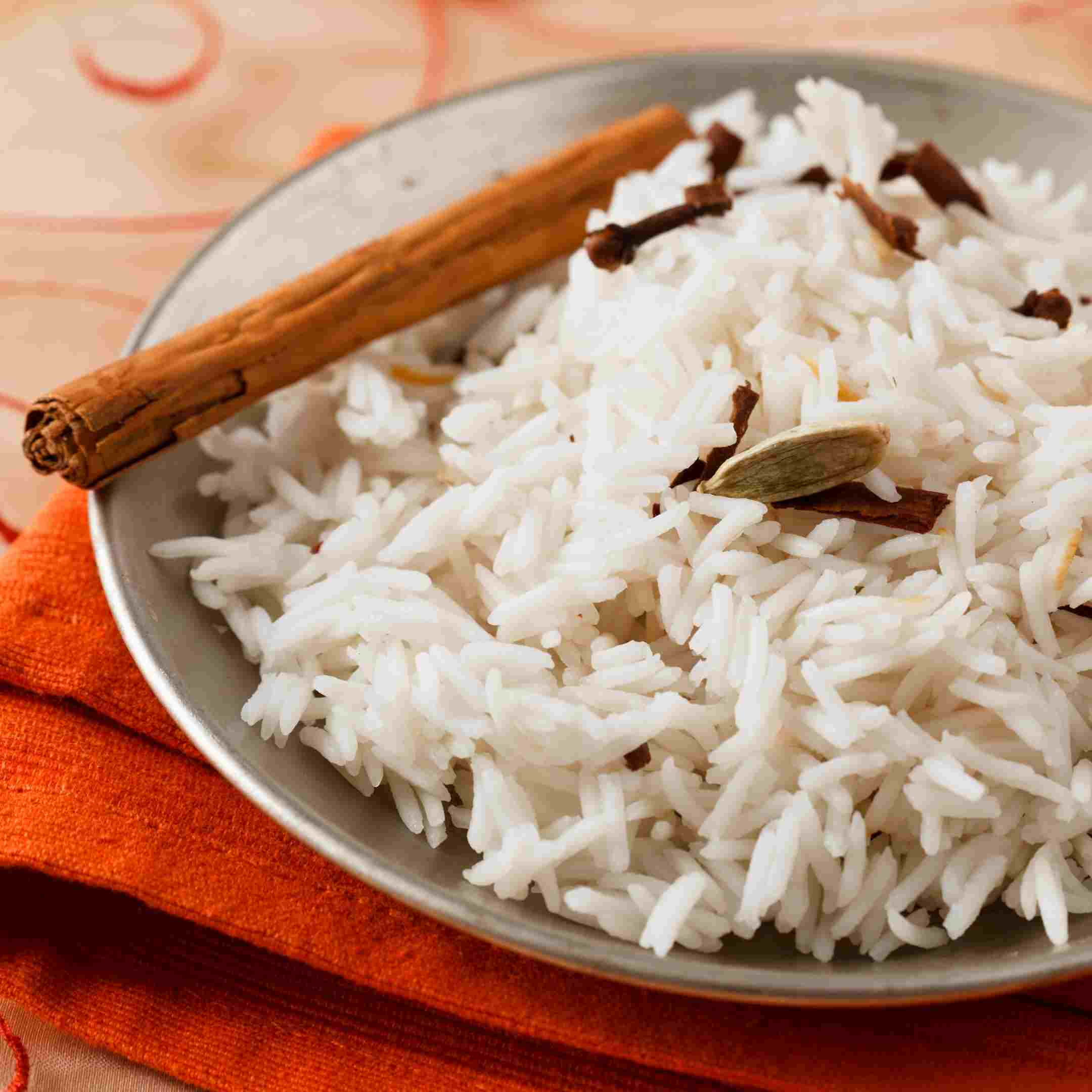 cinnamon flavored rice