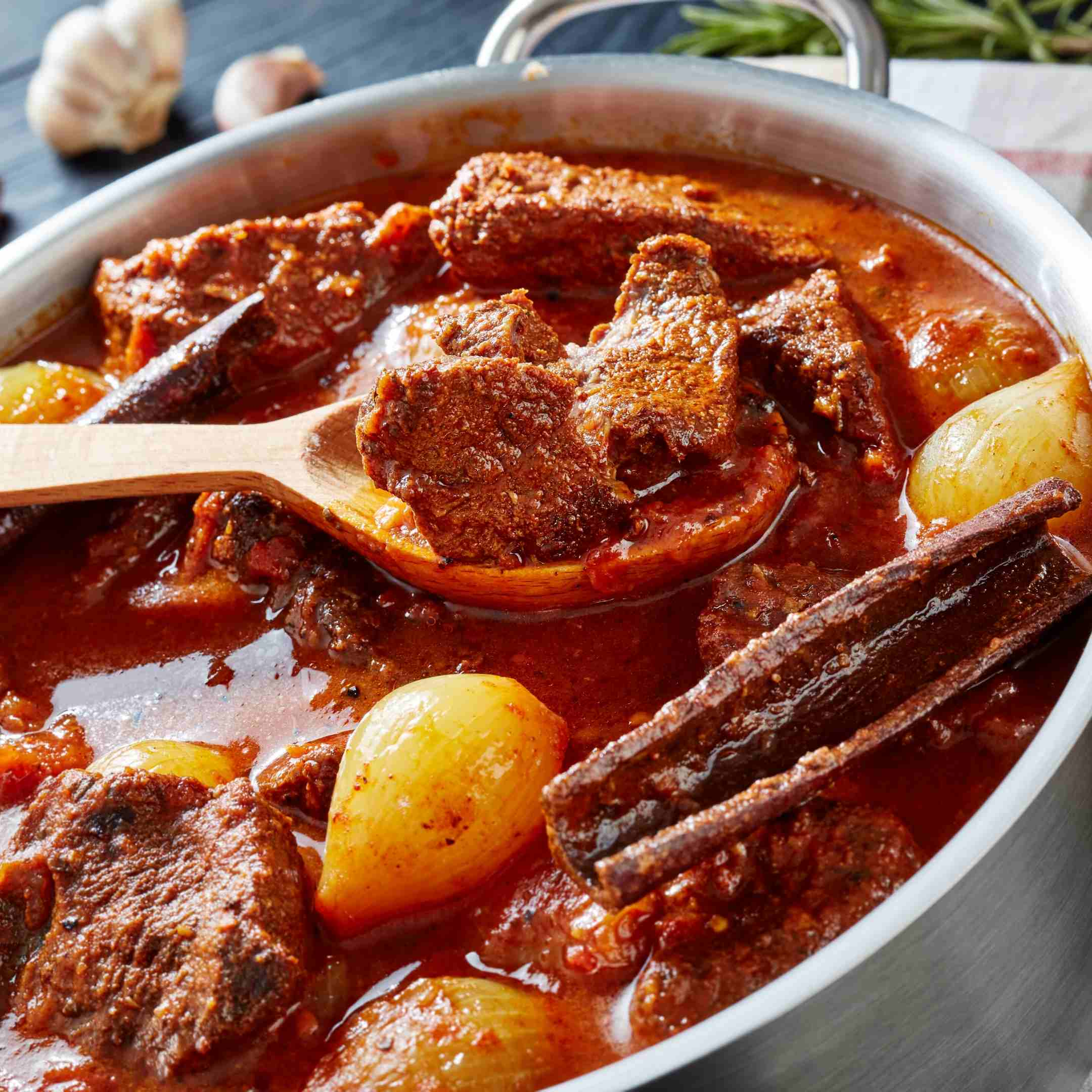 A classic stew made with Ceylon Cinnamon