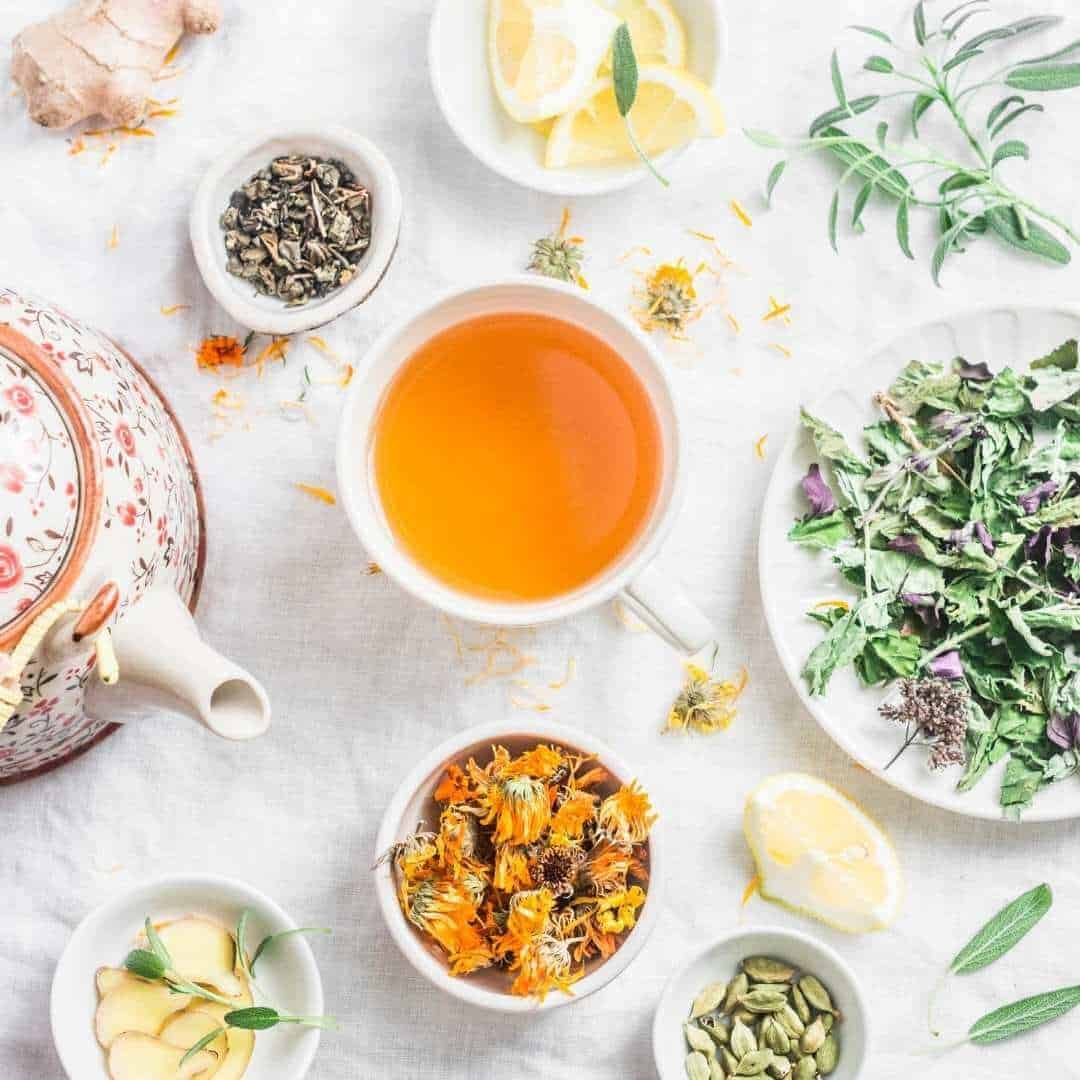 Best herbal detox teas