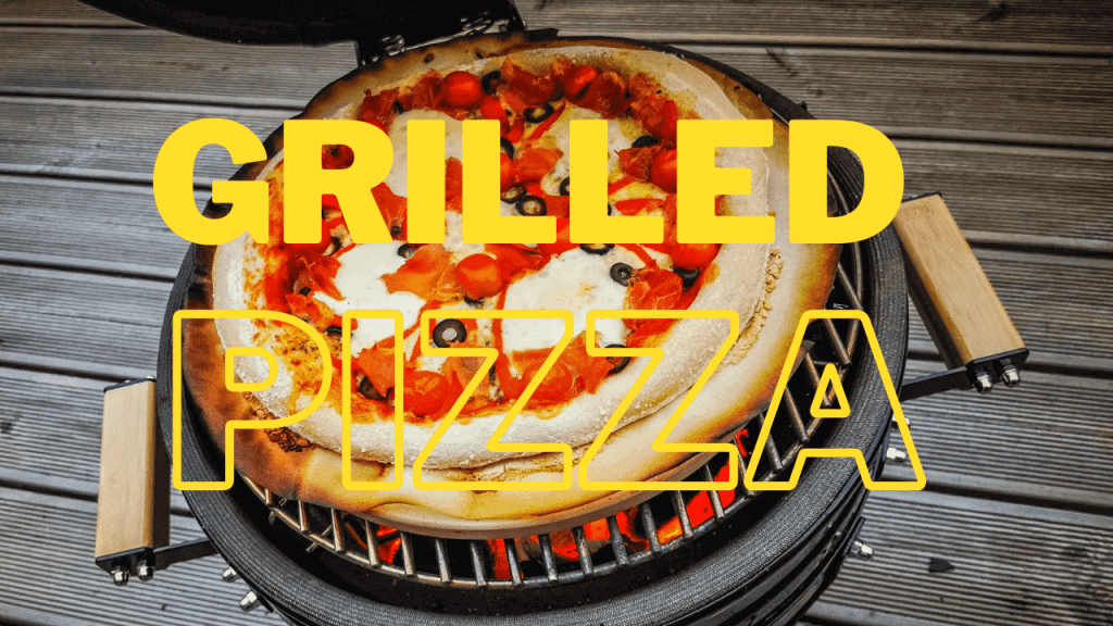 4 Ways To Cook Frozen Pizza On The Grill (Perfect Crust)