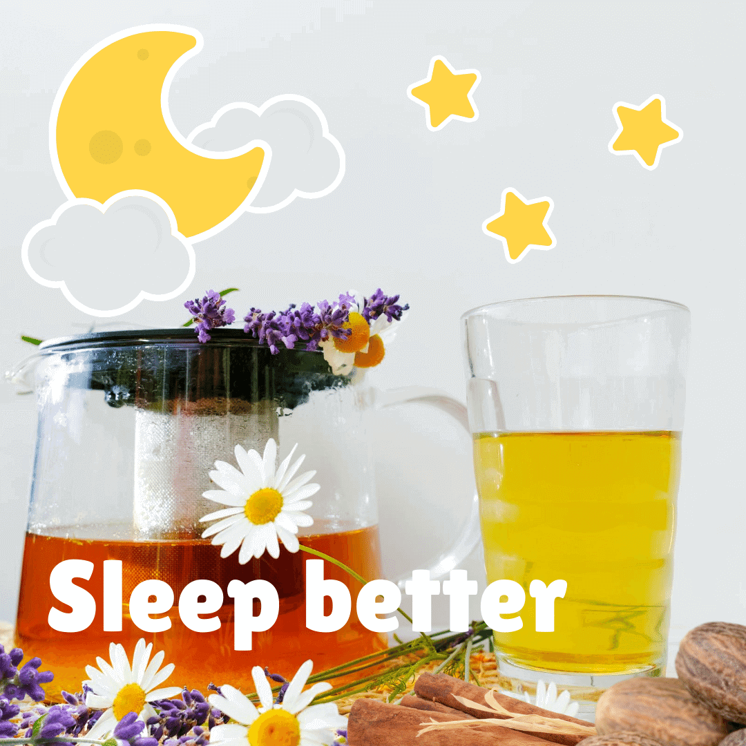spices herbs that make you sleep