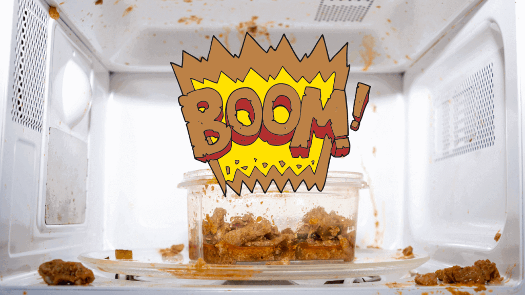 9 Foods That Explode In The Microwave (Don't Try This at Home)