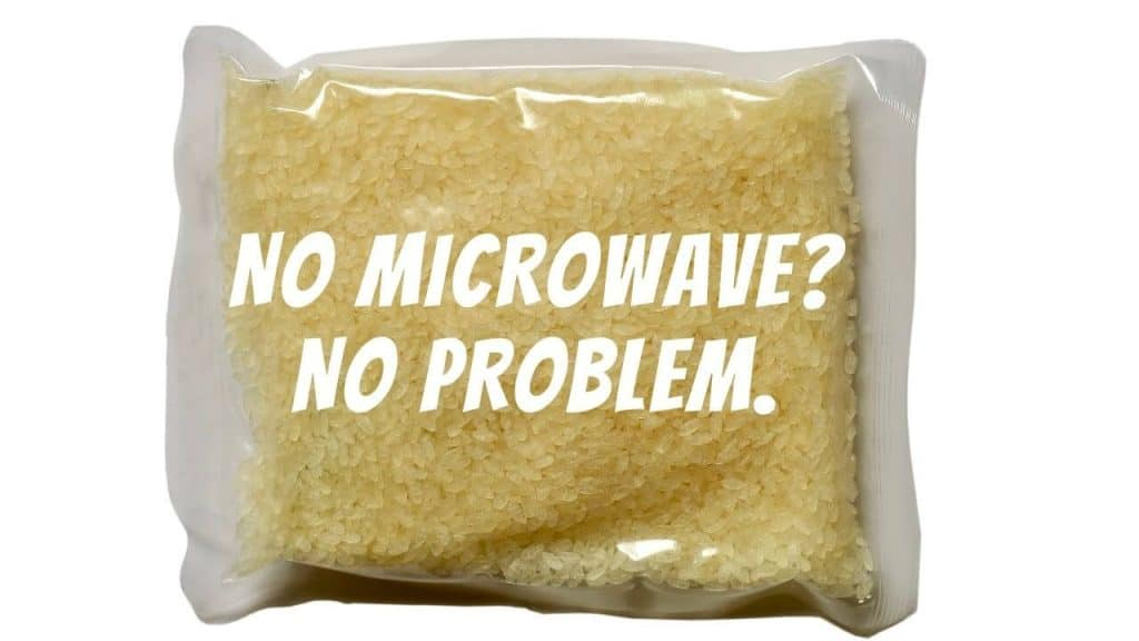 2 Best Ways to Cook Instant Rice Without a Microwave