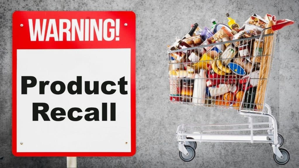 3 Most Common Reason For Food Recalls (Are You Affected?)