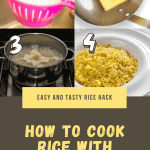 easy rice hack