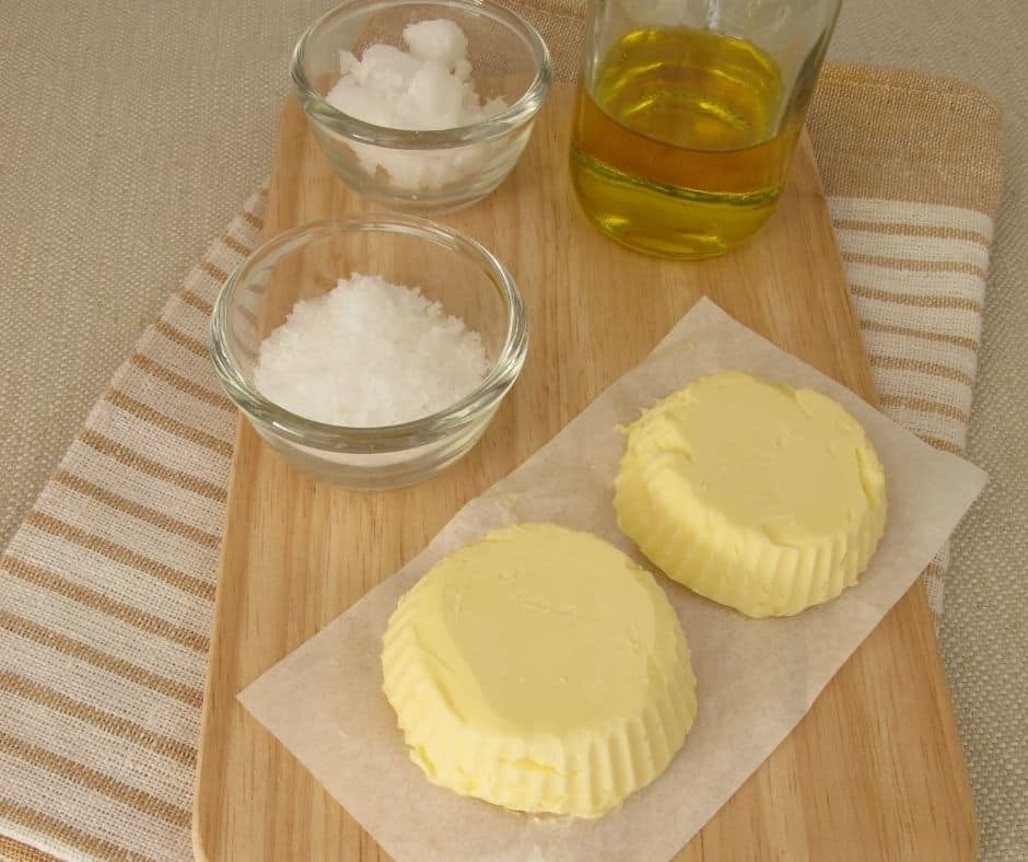 making margarine at home