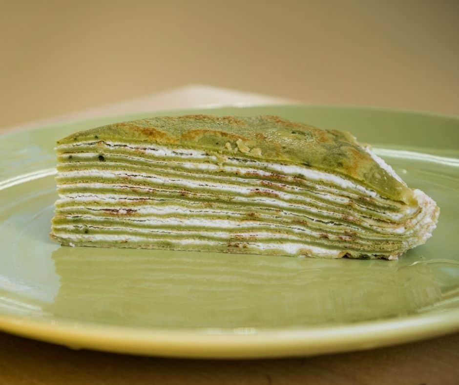 mille crepe cake