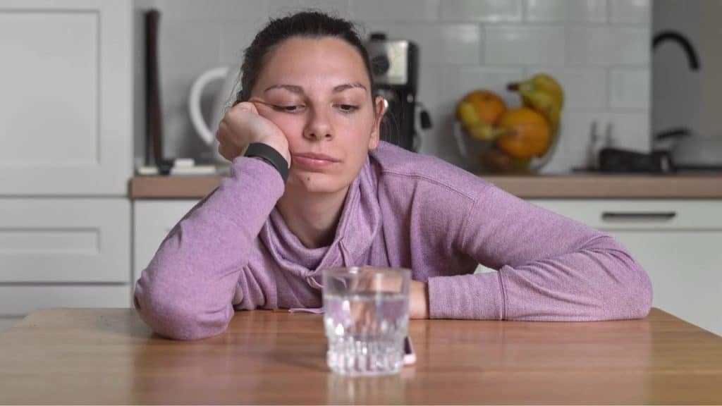 drinking electrolytes water while fasting