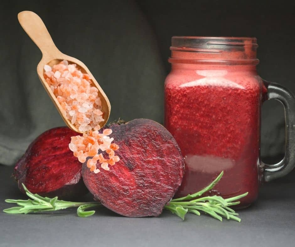 Pre-Workout Beetroot Smoothie