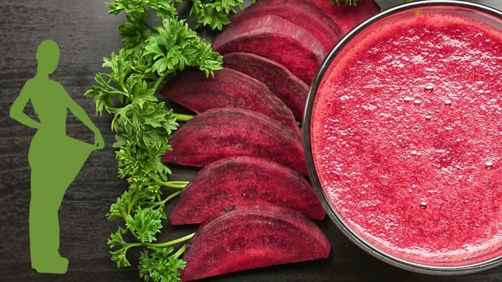 weight loss beetroot smoothie